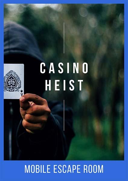 Casino Heist Escape Game
